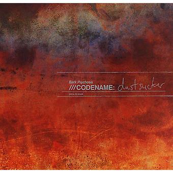 Bark Psychosis - Kodnamn: Dustsucker CD