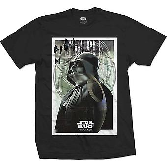 Star Wars - Rogue One Darth Prime Forces 01 Unisex X-Large T-paita - Musta