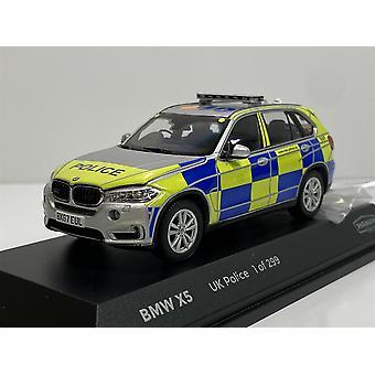 BMW X5 UK Police City of London 1:43 Scale Paragon Jadi 91202
