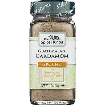 Spice Hunter Cardamom Grnd, Case of 6 X 1.9 Oz