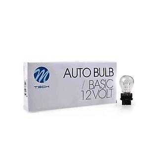 Fordonslampa MTECZ17 M-Tech P27/7W 27/7W 12V (10 st)