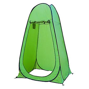 Foldable Pop Up Pod Changing Room Tent , Portable Outdoor Shower Tent