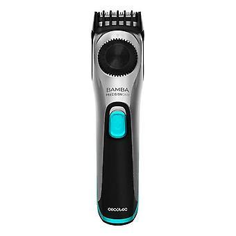 Genopladelig elektrisk barbermaskine Cecotec Bamba PrecisionCare AllDrive 600 mAh Grå