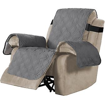 100% Waterproof recliner sofa covers couch slipcovers-grey