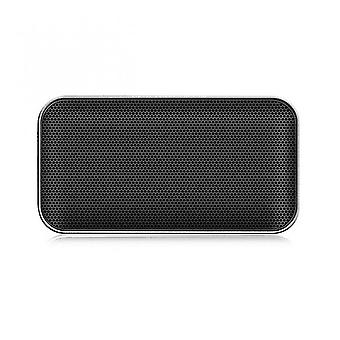Portable Wireless Bluetooth Speaker Mini Style Pocket-sized Music Sound Box With Microphone Support