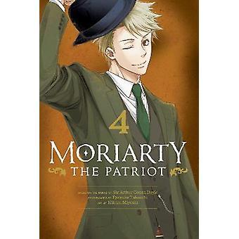 Moriarty the Patriot Vol 4 Volume 4