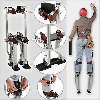 Verstelbare professionele pleisterwerk stelt ladder gipsplaat podium rekwisieten