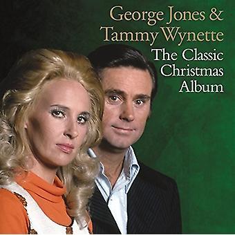 Jones, George / Wynette, Tammy - Classic Christmas Album [CD] USA import