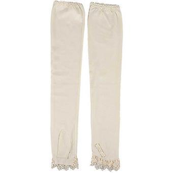 Kenmont Fashion UPF 50+ nyári Sun UV védelem női hosszú ujjú kesztyűk, 7013-36