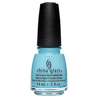 China Glaze Long Wear Nail Polish - Chalk Me Up