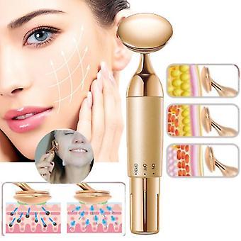 Face Beauty Device Ultrasonic Lift Skin Slim Lift Tighten Portable Massager