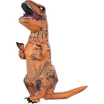 Dziecięcy oryginalny nadmuchiwany kostium dinozaura
