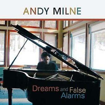 Andy Milne - Dreams & False Alarms [SACD] USA import