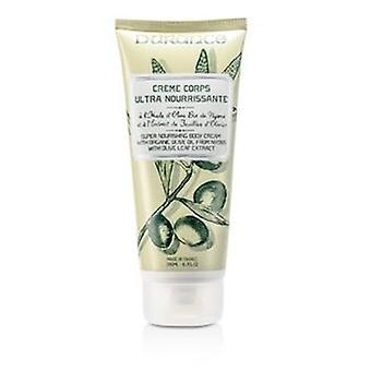 Super Nourishing Body Cream With Olive Leaf Extract - 200ml/6.7oz