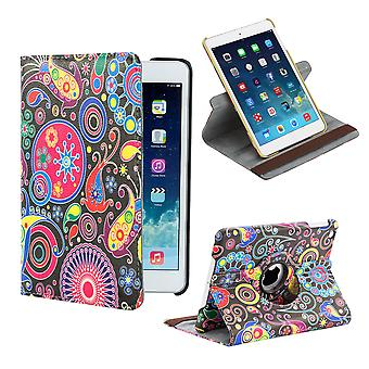 360 degree design case cover for iPad 2/3/4 - Jellyfish