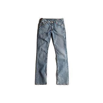 Jesus Jeans byxor 5 fickor 832 SWT kvinnliga 4001RS0