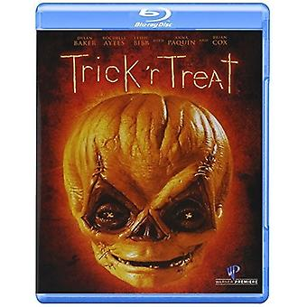 Trick R behandling [Blu-ray] USA importerer