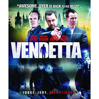 Vendetta [Blu-ray] USA import
