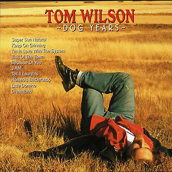 Wison, Tom (of Junkhouse) - Dog Years [CD] USA import
