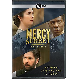 Mercy Street: Season 2 [DVD] USA import