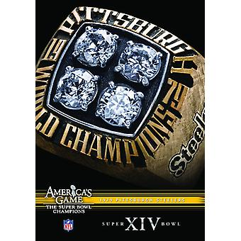 NFL America's Game: 1979 Steelers (Super Bowl Xiv) [DVD] USA import