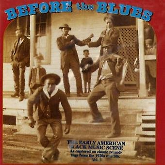 Before the Blues - Before the Blues: Vol. 3-Early American Black Mu [CD] USA import