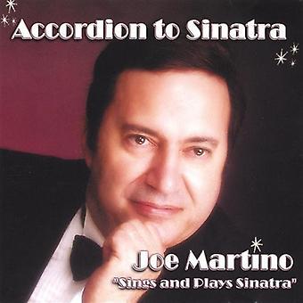 Joe Martino - acordeón a Sinatra [CD] USA importar