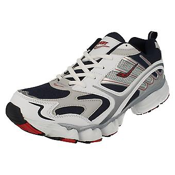 Mens Ascot Sporty Trainers Oxygen