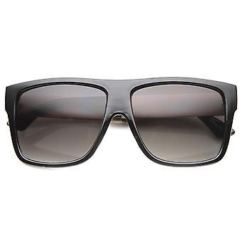 Placu unisex okulary z UV400 chronione gradientu obiektywu