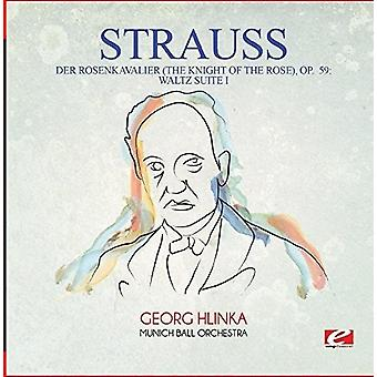 Strauss - Der Rosenkavalier (the Knight of the Rose) Op. 59 [CD] USA import