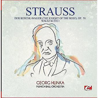 Strauss - importación de Estados Unidos Op. 59 [CD] de Der Rosenkavalier (el caballero de la rosa)