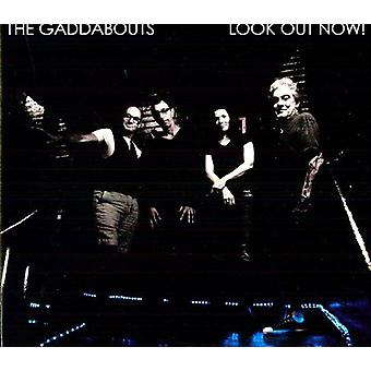Gaddabouts - Look Out Now! [CD] USA import