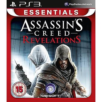 Assassins Creed Revelations Essentials Edition PS3-Spiel