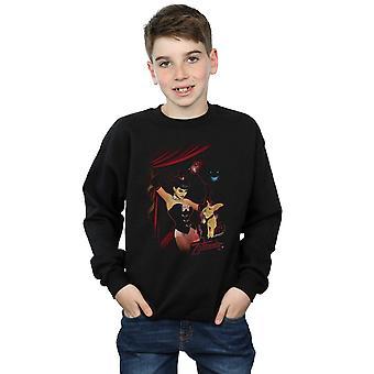 DC Comics Boys Zatanna Bombshell Cover Sweatshirt