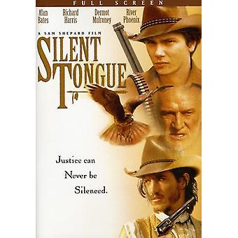 Stille Zunge [DVD] USA importieren
