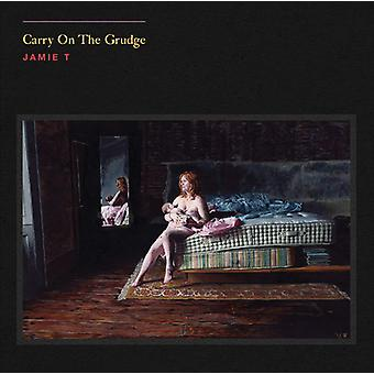 Jamie T - Carry on the Grudge [CD] USA import