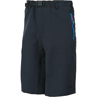 Trespass Mens Garison Polyamide Elastane Woven Quick Dry Travel Shorts