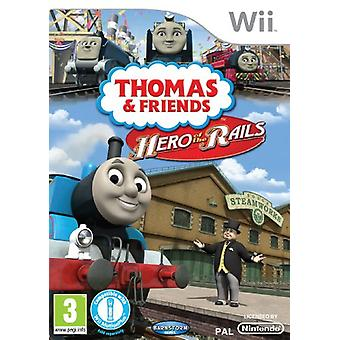 Thomas  Friends Hero of the Rails (Wii) - New