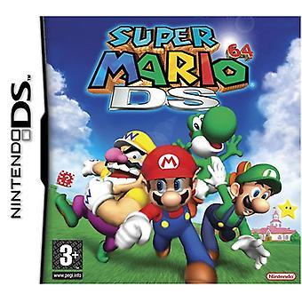Super Mario 64 DS (Nintendo DS) - As New