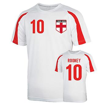 England Sports Training Jersey (rooney 10)