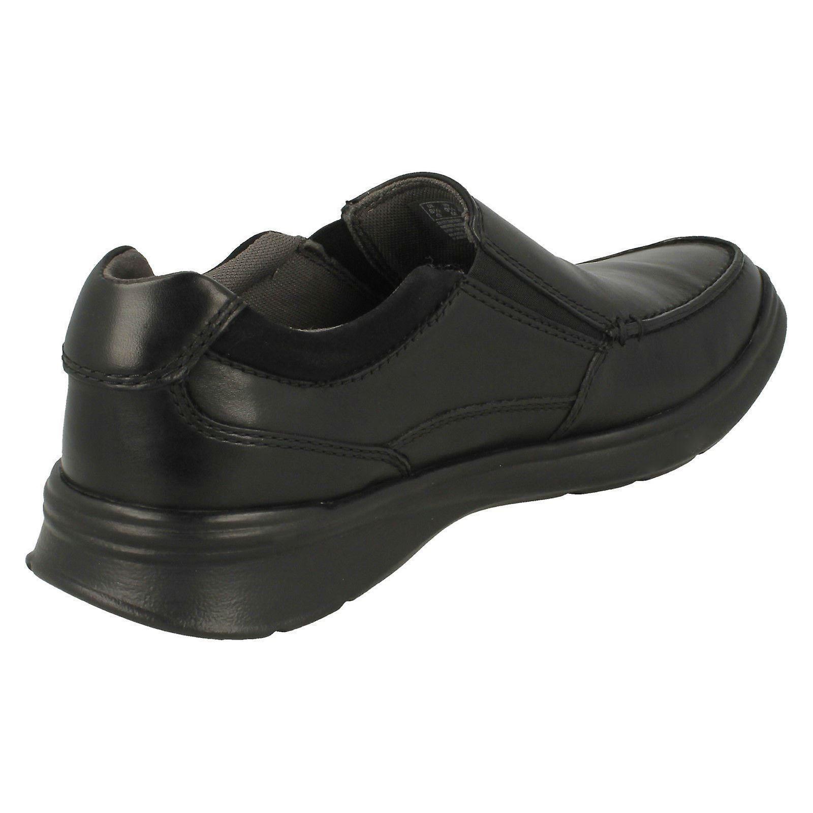 Mens Clarks Casual Shoes Cotrell gratuit