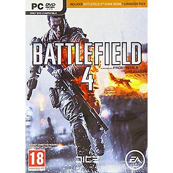 Battlefield 4 (PC DVD) - Rajoitettu versio - Uusi