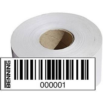 Benning 756302 756302 Etichete coduri de bare 1 buc(e)
