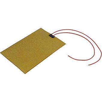Conrad Components Polyamide Heating foil 24 V DC 5 W (L x W) 115 mm x 75 mm