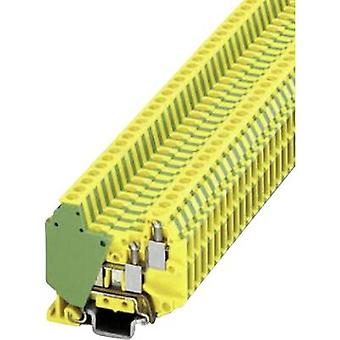 Phoenix Contact MT 1,5-QUATTRO-PE 3001695 Tripleport PG terminal Number of pins: 4 0.14 mm² 1.5 mm² Green, Yellow 1 pc(s)