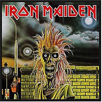 Primeiro álbum Iron Maiden Sew-em pano Patch