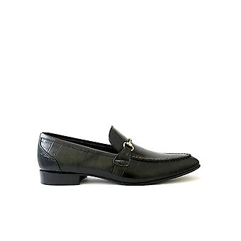 Handcrafted Premium Leather Braddock Black Loafer