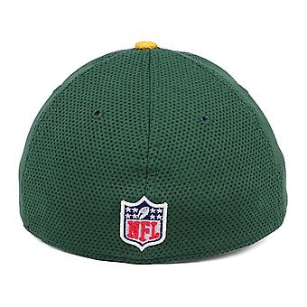 Green Bay Packers NFL New Era 39Thirty Sideline Stretch Fitted Hat