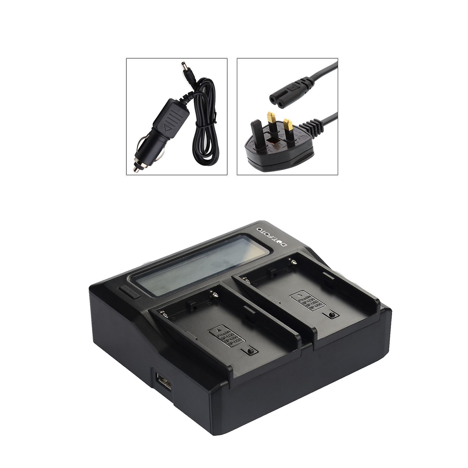 Nikon MH 24 batterilader For EN EL14 Batterilader