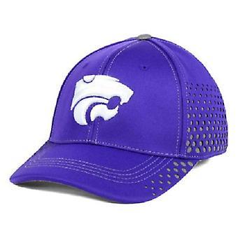 Kansas State Wildkatzen NCAA SCHLEPPTAU Fade Stretch ausgestattet Hut